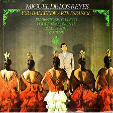 EP MIGUEL DE LOS REYES y BALLET DE ARTE ESPAÑOL el viento se lo llevo SPAIN 1967