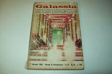 GALASSIA-N. 61-P.JOSE' FARMER/MUSSI-INFERNO A ROVESCIO/LA CAMERA DEI CRAYEST ...