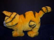 Garfield Vintage Fun Farm Plush Stuffed Cat 1981 Toy