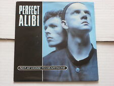 "Perfect Alibi: Not at Home to Heartache  7"" BRAND NEW VINYL EX SHOP"