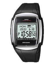 Casio DBE30-1AV Men's Resin Band Tough Solar Databank Telememo Watch