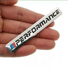 BMW M Performance Car Decal Logo Badge Auto Accessories Sticker M Power
