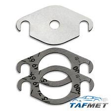 41. EGR valve blanking plate for ISUZU 3.0 V6 VAUXHALL OPEL RENAULT SAAB CDTI
