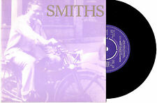 "THE SMITHS - BIGMOUTH STRIKES AGAIN - 7"" 45 VINYL RECORD PIC SLV 1986"