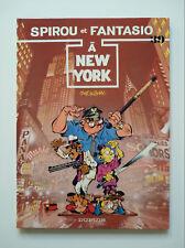 EO 1987 (très bel état) - Spirou et Fantasio 39 (à New York) - Janry & Tome