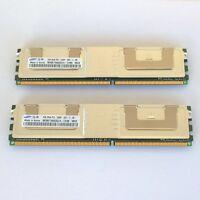 Server RAM 4GB Kit (2 x 2GB) Samsung M395T5663QZ4-CE66 DDR2 5300F ECC FB-DIMM