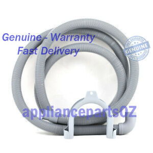 1240881-70/4 Electrolux Washer Outlet Drain Hose (2370mm, 19/21mm, 90deg)