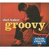 CHET BAKER: GROOVY 3 CD SET  3 Classic 1950s Jazz Albums  Bill Evans,Herbie Mann