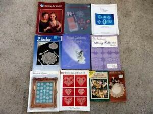 10 Tatting Pattern Books