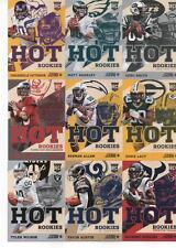2013 Score Hot Rookies Retail 50 card Set Smith Lacy Austin Ball Wilson Nassib +