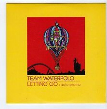(FA589) Team Waterpolo, Letting Go - 2009 DJ CD