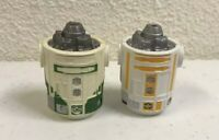 Lot of 2 Star Wars Droid Factory Build A Droid Astromech Parts Disney