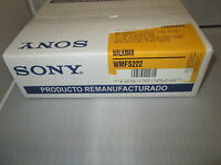 Sony Walkman WM-FS222 Refurbished Cassette Player FM/AM/Weather/Radio WMFS222