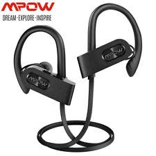 Mpow Over Ear Bluetooth5.0 Kinder Kopfhörer Kabellos  LED Headset mit Mikrofon