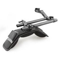 CAMVATE Shoulder pad Z Shaped Railblock Plate kit for Camcorder Camera DSLR Rig