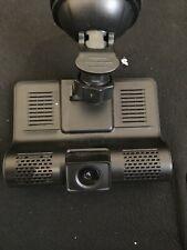 Cámara de Video 1080P coche DVR de Doble Lente de Grabadora Cámara en Tablero Sensor G