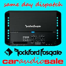 ROCKFORD FOSGATE PUNCH P600X4 600 WATT 4 CHANNEL BRIDGEABLE POWER AMPLIFIER