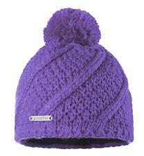 Femmes de Schoffel Lene liberty violet ski hat Pom Beanie Schöffel SCHOEFFEL 11032