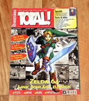 1998 Nintendo Magazine Wonder Project J2 Banjo-Kazooie Turok Kirby Zelda F-Zero
