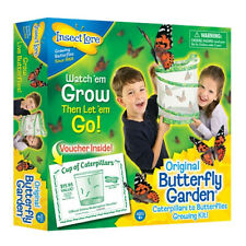 Insect Lore Live Butterfly Garden Science Educational Toy Kit