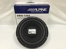 """NEW ALPINE SWA-12S4 12"""" 750W BASSLINE SERIES 4OHM CAR AUDIO SUBWOOFER"""