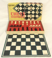 Chess Board Game 1960s Spear's Games Complete