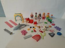 Playmobil Beach Lot with Figures & Accessories