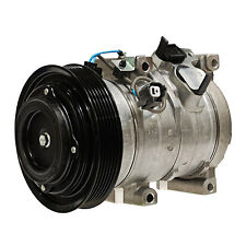 A//C Compressor and Clutch Denso 471-1634 For Acura TL V6 2011-2014