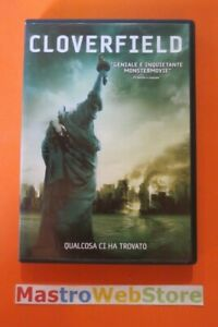 CLOVERFIELD - 2008 - PARAMOUNT PICTURES - DVD [dv70]