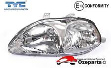 LH LHS LHS Head Light Lamp For Honda Civic EK S1 1995~1998 Sedan Coupe Hatch