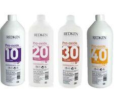 Redken Pro-Oxide Cream Developer 10, 20, 30, 40 Vol  - 16.9oz - 33.8 oz