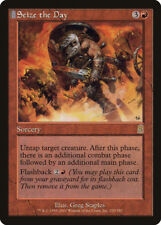 MTG X1: Seize the Day, Odyssey, R, Moderate Play - FREE US SHIPPING!
