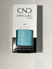 CND Shellac Gel Nail Polish- Taffy Color