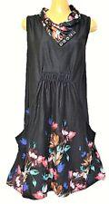TS Dress TAKING SHAPE plus sz XL / 24 Autumn Garden Tunic stretch top NWT rp$110