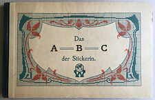 Stickerei, Sticken, ABC Vorlagen Sticken, Sickvorlagen,