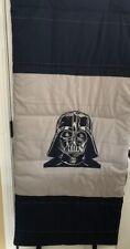 Pottery Barn Kids Star Wars Darth Vader Sleeping Bag Navy,