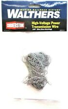 HO Scale Walthers Cornerstone 933-3344 High-Voltage Power Transmission Wire