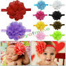 Newest Infant Toddler Baby Girl Flower Headband Hair Band Kids Hair Accessories