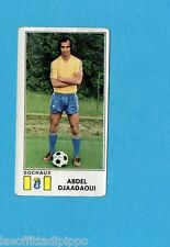 FRANCIA-FOOTBALL 77-PANINI-Figurina n.326- DJAADAOUI - SOCHAUX -Rec