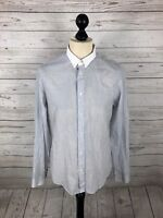 ALLSAINTS Shirt - Size Large - Check - Great Condition - Men's