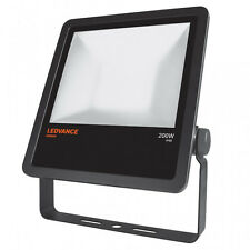 OSRAM LED 200w Black Floodlight Ip65 - 1500w Equivalent Wattage 4000k Cool White