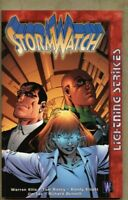 GN/TPB Stormwatch Lightning Strikes collected fn 6.0 DC Wildstorm Warren Ellis