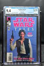 Star Wars Tales #19 Han Solo Photo Variant CGC 9.4 Dark Horse 1st Ben Skywalker