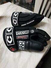 """Ccm Supraâ""""¢ Hg410 Hockey Gloves, Free Flexxx Pro Gard, Ergodynamic System- Senior"""