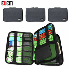 Cool Genuine Original BUBM USB Flash Earphone Cable MP3 Storage Carry Case Bag
