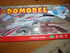 E-DOMODEL F-15 EAGLE  RC ELECTRIC JET PLANE RTR  BRAND NEW KIT   NASA 837