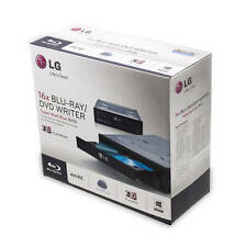 LG Electronics BH16NS40 16X SATA Blu-ray Internal Rewriter w/ 3D Playback &
