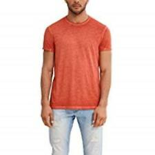 EDC By ESPRIT Mens T Shirt Red Size L              (B31)