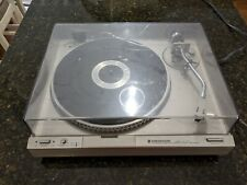 New listing Kenwood Kd-3100 Direct Drive Turntable