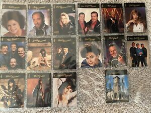 Vintage Lot of 16 COUNTRY CLASSICS Trading Cards 🤠(1992)